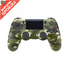 SONY PS4 Dualshock Green Camo