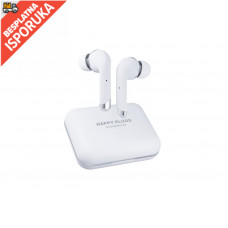 Happy Plugs Air 1 PLUS In Ear- White
