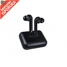 Happy Plugs Air 1 PLUS In Ear- Black