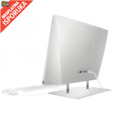 HP All-In-One 24-dp0004ny, Intel i3-10100T, 8GB,256GB SSD, 23,8'' IPS, Win10Home 64, Silver (1A9H7EA)