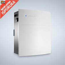 Blueair 203 Slim 230VAC with smokestop filter Color White