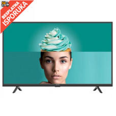 Tesla TV 32T313BHS, 32 TV LED, slim DLED, DVB-T/T2/C, HD Ready, Linux Smart, WiFi
