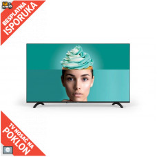 Tesla TV 40S605BFS, 40 TV LED, Frame DLED, DVB-T2/C/S2, Full HD, powered by Android TV, WiFi