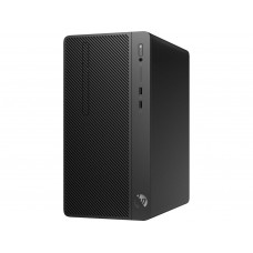 HP 290 G3 MT/i3-9100/4GB/256GB M.2 PCIe/UHD 630/DVD/Speakers/WiFi/Win 10 Pro/1Y (9LC16EA)