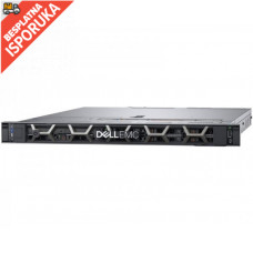 DELL PowerEdge R440 Xeon Silver 4208 8C 1x16GB H730P 1x600GB SAS 550W (1+0) 3yr NBD + šine za rack