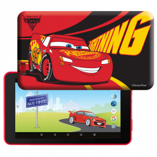 "eSTAR Themed Tablet HERO CARS 7"" (Crveni) - ES-TH2-CARS-7.1"