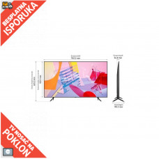 Samsung LED TV QE43Q60TAUXXH
