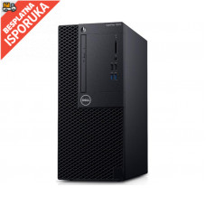 DELL OptiPlex 3070 MT i3-9100 4GB 1TB DVDRW Ubuntu 3yr (DES07858)