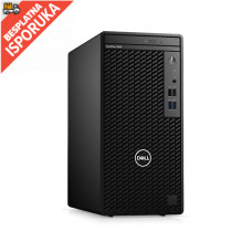 DELL OptiPlex 3080 MT i3-10100 8GB 256GB SSD DVDRW Ubuntu 3yr NBD (DES08611)