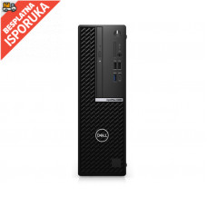 DELL OptiPlex 5080 SF i7-10700 8GB 256GB SSD DVDRW Win10Pro 3yr NBD