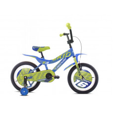 CAPRIOLO 16''HT KID plavo-lime