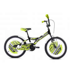 CAPRIOLO 20''HT MUSTANG crno-lime