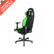 Sparco GRIP Gaming/office chair Black/Fluo Green