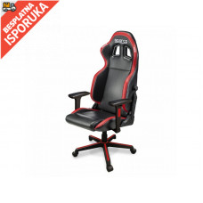 Sparco ICON Gaming/office chair Black/Red