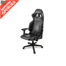 Sparco ICON Gaming/office stolica crna