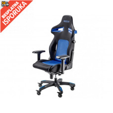 Sparco STINT Gaming/office chair Black/Blue