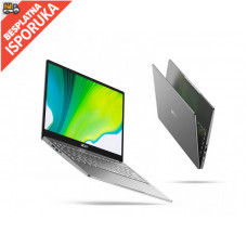 ACER Swift SF314-42-R66Z (Full HD IPS, Ryzen 5-4500U, 8GB, 512GB SSD, Win 10 Home, Srebrni) + poklon tastatura i miš