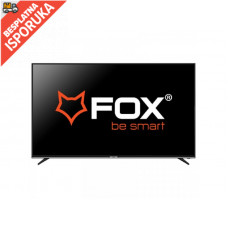 FOX 65DLE858 LED Smart UHD 4K Android