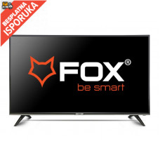 FOX LED TV 50DLE858 UHD SMART ANDROID