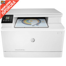 HP Color LaserJet Pro MFP M182n Printer, 7KW54A