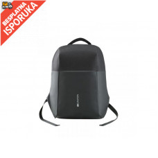 CANYON Anti-theft backpack for 15.6-17 laptop, black gray (CNS-CBP5BB9)