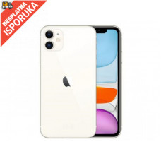 APPLE IPhone 11 64GB White MHDC3FS/A