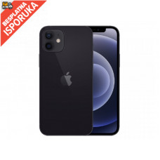 APPLE IPhone 12 64GB Black MGJ53CN/A