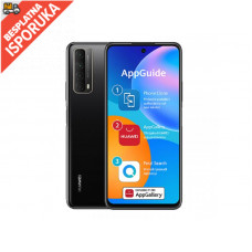 HUAWEI P Smart 2021 DS 4/128GB Midnight Black