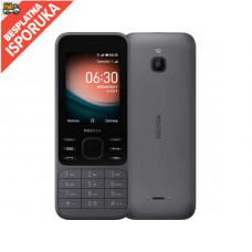 NOKIA 6300 4G DS Charcoal
