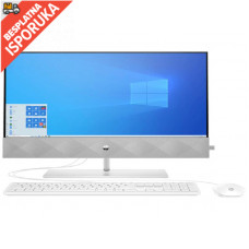 HP Pavilion All-in-One 24-k0024ny, Intel Core i7-10700T, 16GB , 512GB, 23,8'' IPS, GTX1650 (4GB), Free DOS, white (236R8EA)