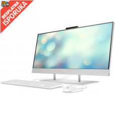 HP Pavilion All-in-One 27-dp0069ny, Intel Core i5-1035G1, 8GB, 512GB SSD, 27 AG FHD 1920x1080,  Free DOS, Silver (21W83EA)