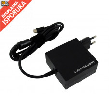 LC POWER N otebook adapter LC65NB-PRO-C, 65W/USB TYPE C