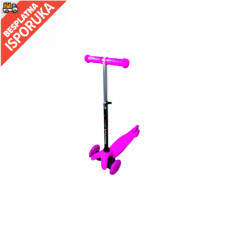 CAPRIOLO 002D1A pink trotinet-romobil ( 290134-P )