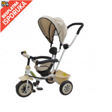 CAPRIOLO Tricikl cool baby braon 290094