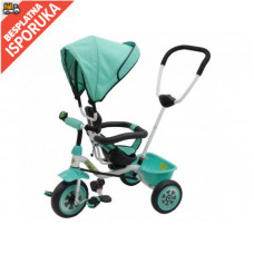CAPRIOLO Tricikl cool baby zeleno  290096