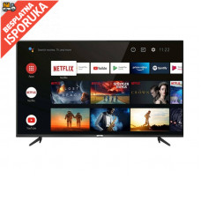 TCL 43P615 Android  Smart 4K Ultra HD