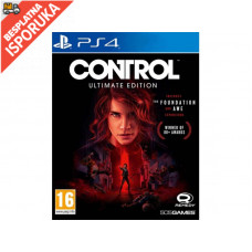 505 Games PS4 Control - Ultimate Edition