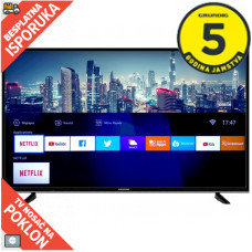 "GRUNDIG 43"" 43 GDU 7500B Smart LED 4K Ultra HD TV"